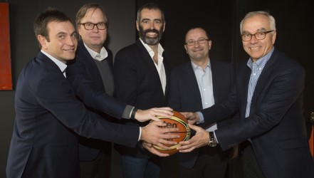 FIBA announces long-term strategic partnership with Perform