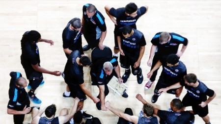 Breakers prepare for NBL Grand Final