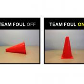 team foul