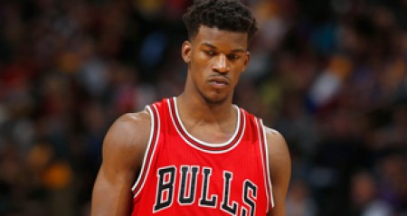 Jimmy Butler Has 'No Issues' In Left Knee After Getting 2nd Opinion