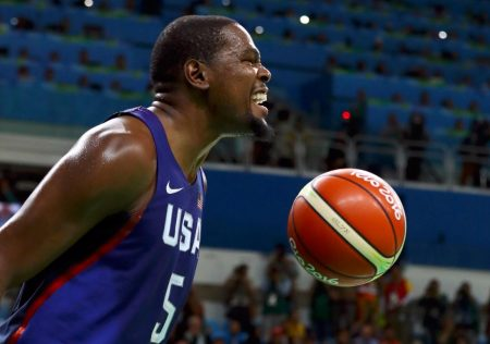 U.S. Men's Basketball Team Wins Gold at Rio Olympics
