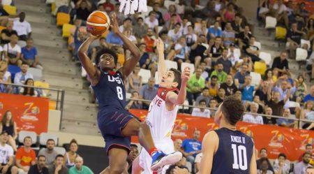 FIBA youth stars set to showcase skills at Nike Hoop Summit