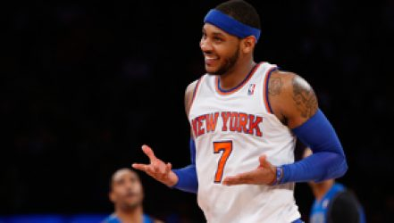 Carmelo Anthony Continues To Prioritize Trade To Rockets