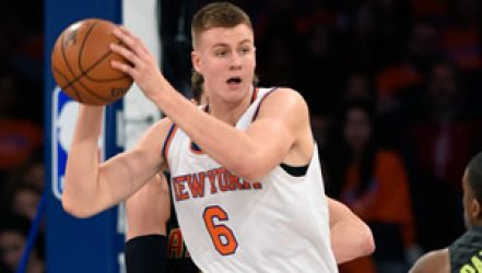 Kristaps Porzingis Entering Season With 'Fresh Mind'