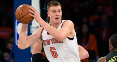 Kristaps Porzingis Hopes To Stay With Knicks For Entire Career