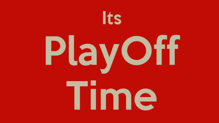 Image result for play off time