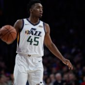 Donovan Mitchell Wins Slam Dunk Contest With Vince Carter Homage