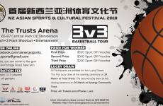 3×3 BASKETBALL TOUR 2018